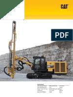 MD5150 Track Drill