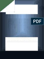 Necesidaes Hídricas de los cultivos de la costa peruana