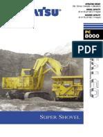 PC8000 6 Handbook