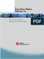 99123p001 Framo Multiphase Flowmeters - Phasewatcher Vx