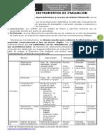 Técnicas e Instrumentos de Evaluación-final