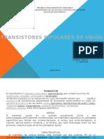 Transitores Bipolares de Union