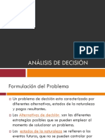Clase Metodos Cuantitativos y Cualitativos (Analisis de Decision)