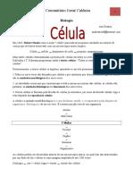 Aula Biologia 01 - Célula
