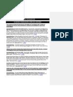 Clinton Foundation Vulnerabilities Master Doc Final