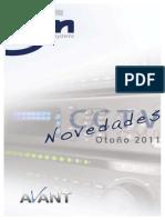 LP Novedades Octubre CCTV 2011 PVP -2