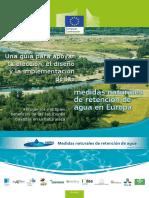 EC 2016 - Guia Para Medidas Naturales de Retencion de Agua
