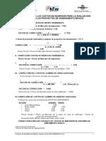 Anexo 3.5-1 Correccion de Los Costos de Inversion Para Eval. Social en Proy. de Saneamiento