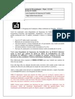 Tarefa 2 Atividade Pcmat - Documentação