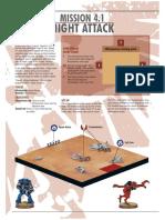 Macragge Mission 6 (Night Attack)