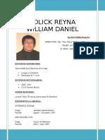 Polick Reyna William Daniel Curriculum (1)