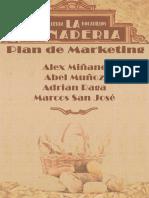 Plan de Marketing de LA PANADERIA