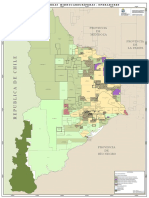 Mapa de Areas de Concesión Prov de Neuquén