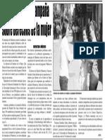 21-06-16 Inicia Monterrey campaña sobre derechos de la mujer