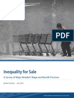Inequality for Sale