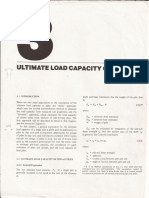 Ultimate Load Capacity of Piles MECANICA DE SUELOS III