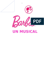 Barbie Un Musical. Sinopsis 1 y 2 Final