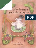 ACOLO DOARME SORICELUL VRAJITOR - Benno Pludra (ilustrata de Renate Totzke-Israel, 1984).PDF