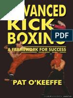 O Keeffe Pat - Advanced Kick Boxing
