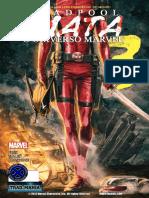 Deadpool Mata O Universo Marvel #03 de #04