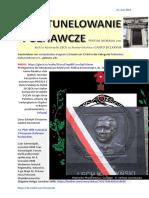 Tunelowanie Poznawcze PDO346 Moralia von Stefan Kosiewski ZECh Na homo fatalicus CANTO DCCXXXII 20160621 Magazyn Europejski SOWA