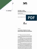 GASALLA - Psicologia y Cultura Del Sujeto Que Aprende - Cap 1 2 3