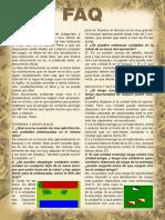 FAQS V.10