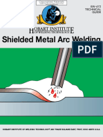 (EW-472) -Shielded Metal Arc Welding-Hobart Institute of Welding Technology[Yasser Tawfik]