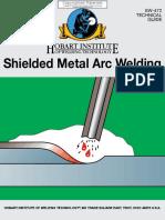 (EW-472) -Shielded Metal Arc Welding-Hobart Institute of Welding Technology[Yasser Tawfik]