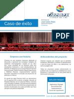 Mesa de ayuda Cinemex