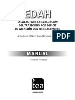 Edah Manual Extracto