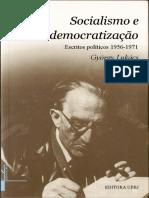 Socialismo e Democratização_ Escritos Políticos 1956-1971