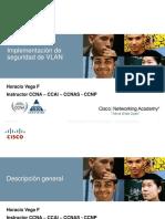 Unidad Ic - Implementación de Seguridad de VLAN