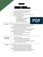 Sample Professional Development Assignment