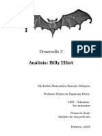 Billy Elliot Analisis