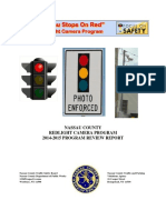 Nassau County Red Light Camera 2014-2015 Report Final