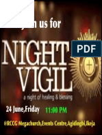 Good News Night Vigil F