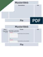 Master Web