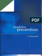 Modelos de Prevencion Conadic 2005