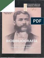 Libro Federico Villarreal