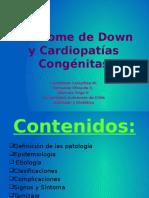 Síndrome de Down y Cardiopatías Congénitas