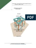 Diseño Puente Peatonal Quibdo