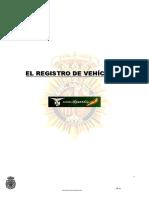 Registro Vehculos Legislacion Jurisprudencia