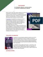 Cuestionario de Química Gneneral #6 Valoración de Soluciones