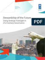 GCPSE Stewardship Foresight2015