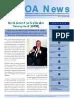 Regional Office for Africa Newsletter, October 2002 ~ United Nations Environment Programme