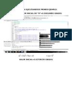 Metodos Diagrama,Programa Pseudocodigo