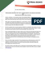 PBMD Initial IMP321 Phase2B Data