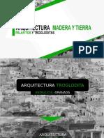 ARQUITECTURA DE MADERA Y TIERRA