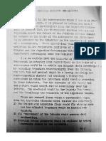 NON PAPER, PROPUESTA BRITÁNICA DEL 11/6/1974